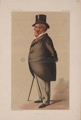 James Brand  British businessman  1888.