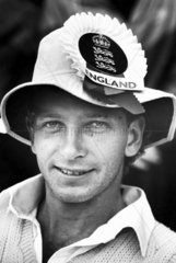 David Gower  31 July 1985.