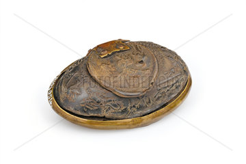 European snuff box  c 1701-1750.