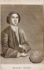 Robert Short  medical curiosity  c 1750s.