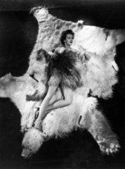 Ann Crawford  1944.
