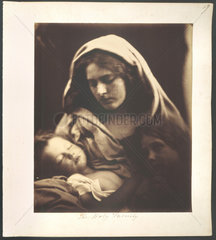'The Holy Family'  1867.