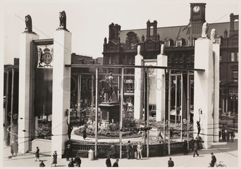 City Square  Leeds  1937.