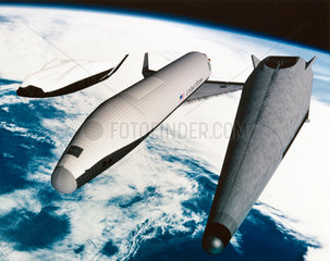 Proposed reusable launch vehicles  1994.