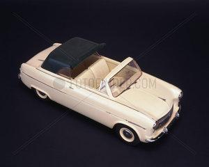 Ford Consul I convertible  1951.
