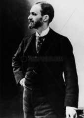 George Eastman  American inventor and philanthropist  c 1900.