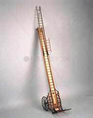 Abraham Wivell fire escape  c 1836.