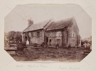 Adel Church  c 1895.