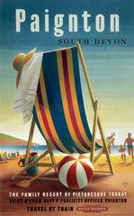 'Paignton'  BR poster  1948-1965.