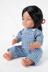 'Poppy'  doll from BBC TV's 'Play School'  1980s.