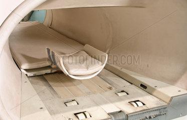 Mallard system Magnetic Resonance Imager (MRI) body scanner  1983.