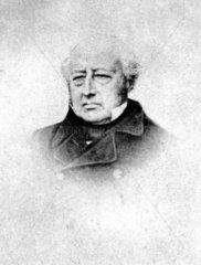 Edward Bury  engineer  c 1850s.