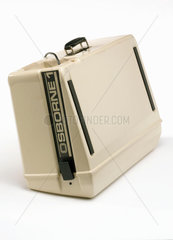 Osborne 1 portable microcomputer  c 1981.