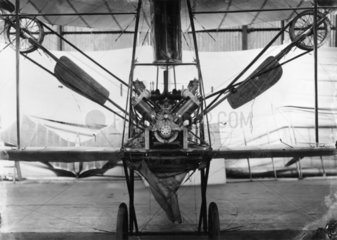 Cody Aeroplane No1  September 1908.