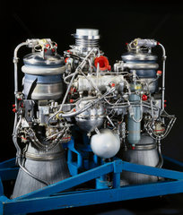 Gamma Type 2 engine  c 1968.