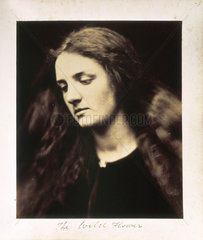 'The Wild Flower' by Julia Margaret Cameron  1867.
