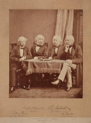 Institution of Mechanical Engineers  Manchester Meeting  1866.