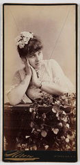 Mary Davenport  late 19th-early 20th century.