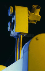 Diasonograph Mk1 ultrasound scanner  1961.