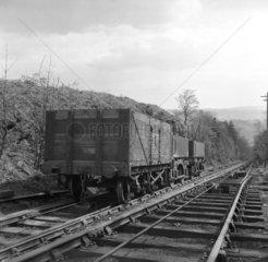 Cromford & High Peak Railway  c 1952.