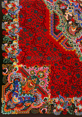 Delft Smyrna carpet  1876.