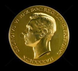 Medal of the Royal Society  1949.