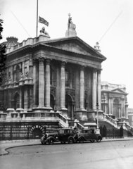 The Tate Gallery of Modern Art  London  1934.