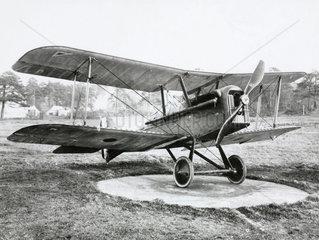 Royal Aircraft Factory SE5a  c 1917.
