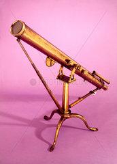 Refracting telescope of 3 1/4 inch aperture  1800-1860.