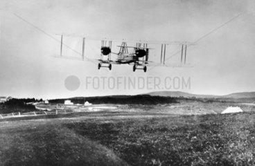 Vickers Vimy departing St John's  14 June 1919.