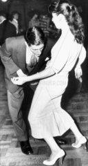 Dancing to rock 'n' roll  London  18 September 1956.