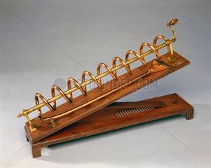 Archimedes' screw  1761-1762.