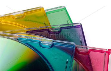 Compact discs (CDs)  2004.