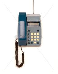Sceptre 100 phone  series no 10001.
