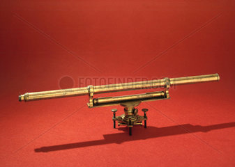 Surveyor's level  mid 18th century  made by