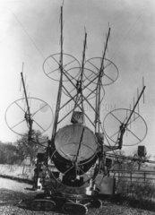 Anti-aircraft radar  Britain  15 August 194