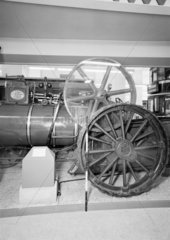 Aveling and Porter steam traction engine  1