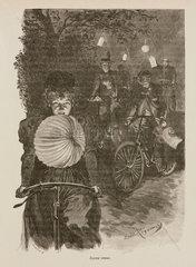 'Joyous Return'  1898.