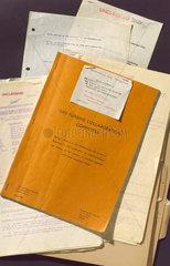 Documentary material relating to gas turbine engine development  1941-1950.