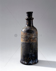 Gutta percha bottle  1974.