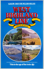 'West Highland Line  A Line for all Seasons