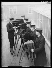 Royal Navy photographers  1938.
