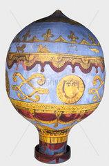 Montgolfier balloon  1783.