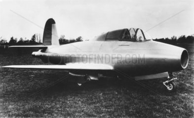 The Gloster-Whittle E28/39  c 1941.
