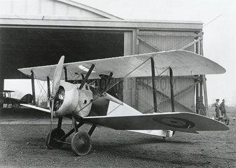 Sopwith Camel  1917.