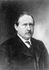 Peter Griess  German industrial chemist  mid 19th century.