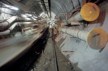 Channel Tunnel  1992.