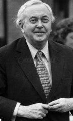 Harold Wilson  March 1975.