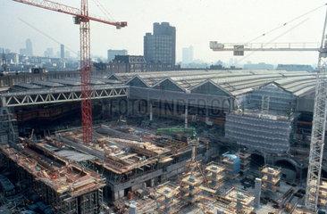 Construction of Waterloo International Term