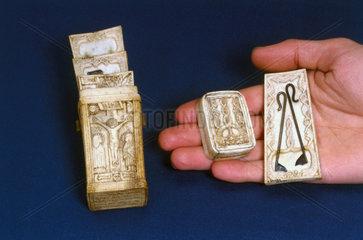 Fleam case  German  1544.